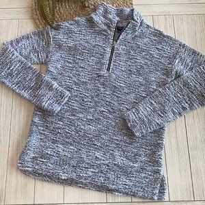 J. Crew mercantile 1/4 zip sweatshirt size small